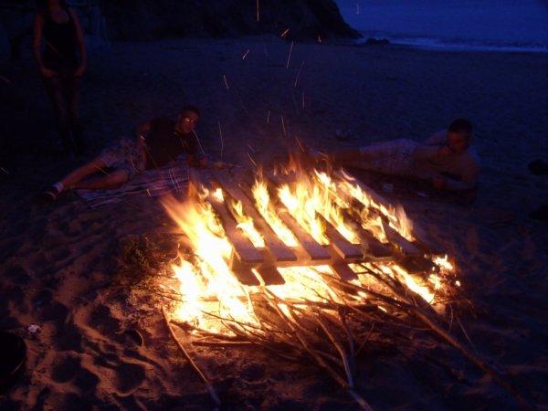 Quand la plage nous appartient,, sa donne sa...