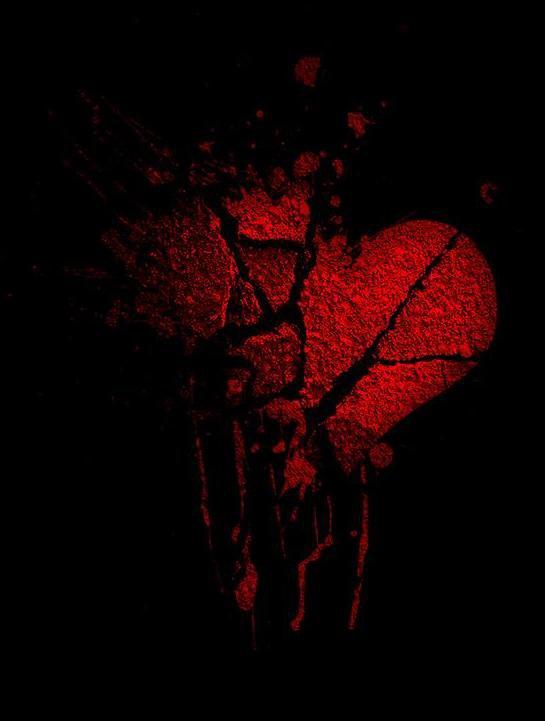 Tu étais ma poésie, tu es devenu ma tragédie ...