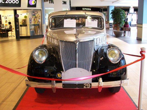 Renault ADL 2 Vivaquatre 1937