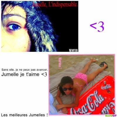 CHARLOTTE² .JOLiE JUMELLE * ♥