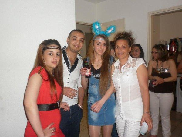 Ma femme, ma soeur, ma cousine et moii