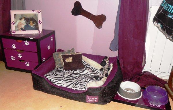 Mon jolie petit lit.. ! :)♥