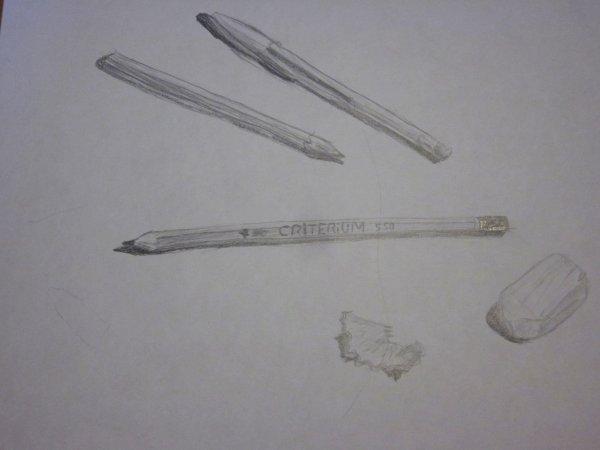 Dessin autre n°1 ✮≈ Quelques outils de l'artiste!  ≈✮