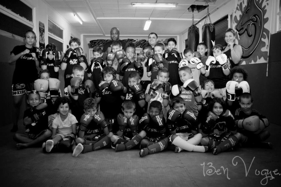 jeremy sportouch kick boxing marseille