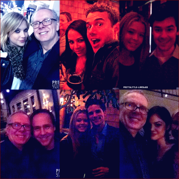 18.12 - PLL saison 2 Wrap party, Los Angeles