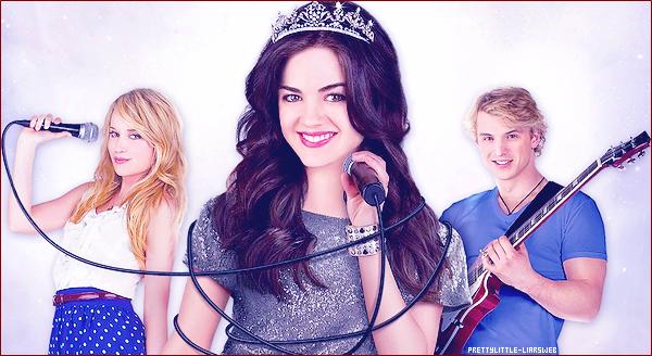 """Critique du film """" A Cinderella Story : Once Upon a Song """" dans lequel joue Lucy Hale."""