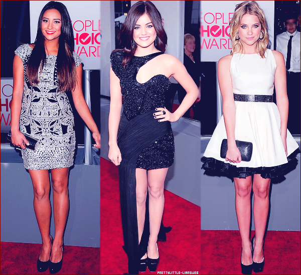 11 Janvier 2o12 - People's choice awards.