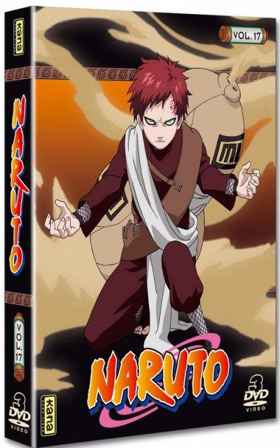 Naruto volume 17