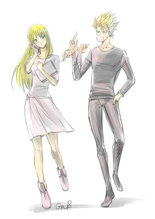 """Fiction n°8: """"L'amitié n'est pas forcément ce qu'elle est"""" ( Hiruma/ Miyuki et Sena/suzuna)"""