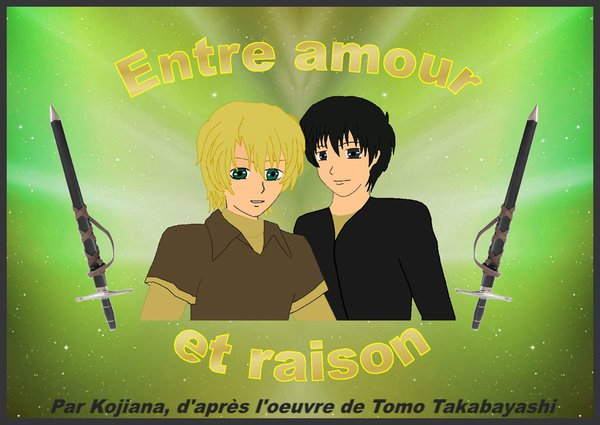 Fiction n°17: Entre amour et raison (Kyo Kara Maoh !)