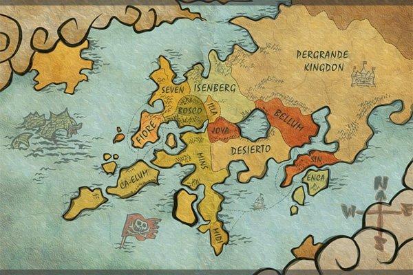 Fiction n°28: Le c½ur précieux de Fairy Tail