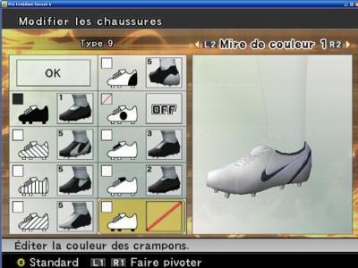 Des Modifs PesPes6 Crampons Dans Edits Modifications Nike deCoxB