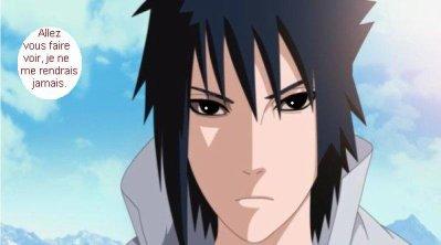 vivre avec un flic, c'est pas de tous repos / Chapitre 21 : Dans les filets de Sasuke.
