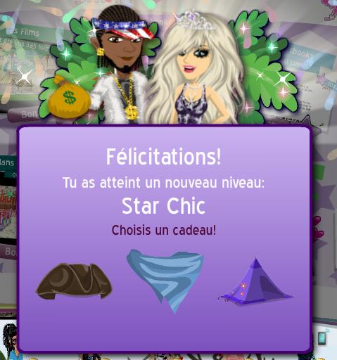 Mercii Pour Màn Niveau 10 !! *-* :3 ♥