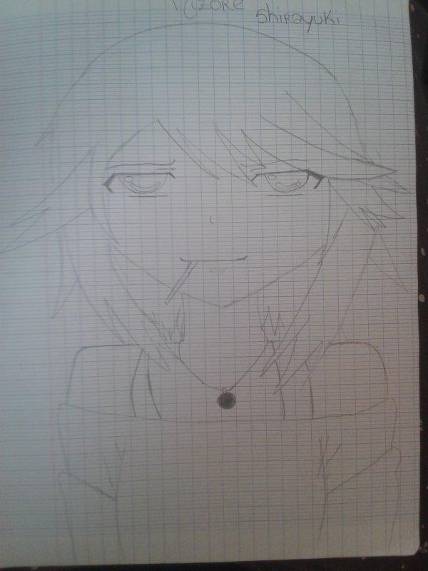 mizore shirayuki (fait par moi .. !)