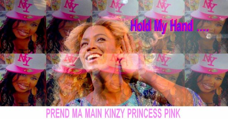 Traduction Beyoncé prend ma main pour (princess kinzy )