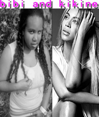 Beyoncé la bibi de princess kinzy