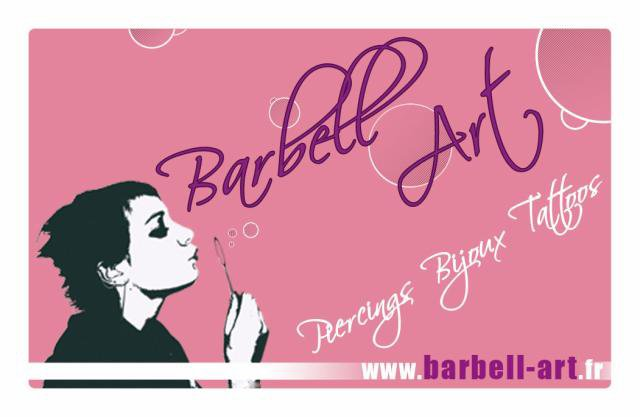 Le blog de Barbell-Art