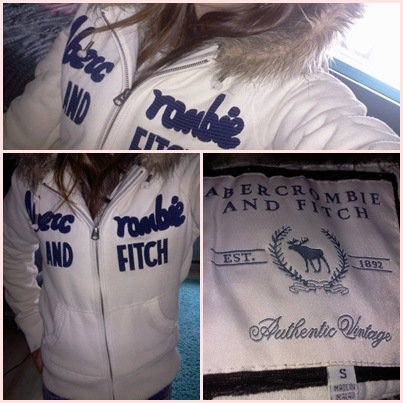 veste Abercrombie&Fitch