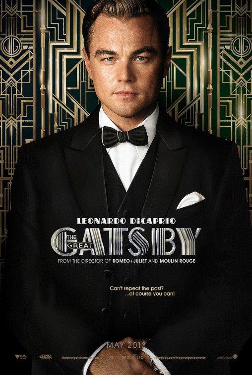 Gatsby, le Magnifique ; Affiche