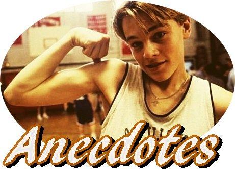 Quelques anecdotes sur Leonardo DiCaprio