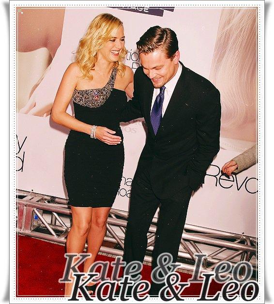 Kate Winslet & Leonardo DiCaprio : une amitié incroyable
