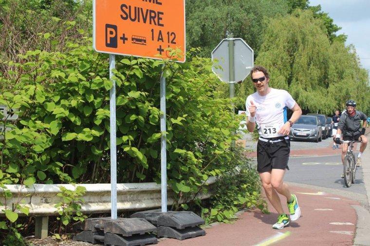 17 mai 2015 - Semi marathon de l'Ourse à Saint-Ghislain