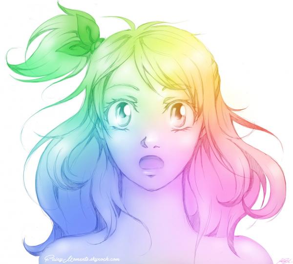 La couleur des sentiments