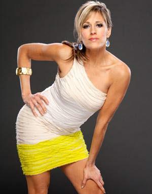 "Voici "" Lilian Garcia "" La Divas"