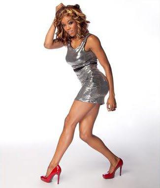 """Voici """" Alicia Fox """" Les Divas"""