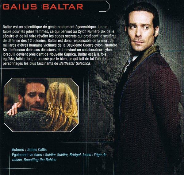 "Voici "" Battlestar Galactica """