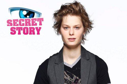 "Voici : "" Seret Story 7 "" Sabrina"