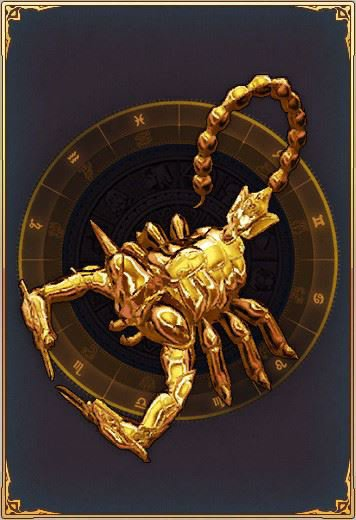 Voici : Scorpion