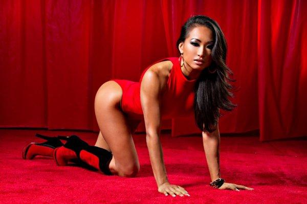 Voici : Gail Kim - TNA
