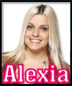 Voici : alexia de secret story 7 ( La Gagnante )