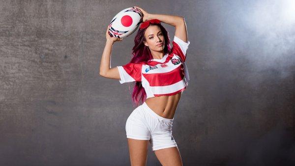 Voici : Rugby World Cup Divas