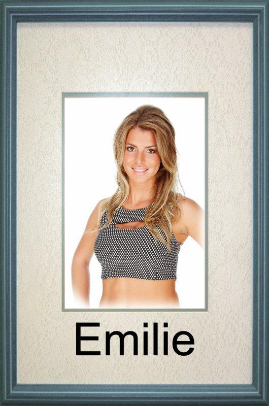 Voici : Emilie Fiorelli La Grande Gagnante ! Du Secret Story 9 { LOVE } La Finale