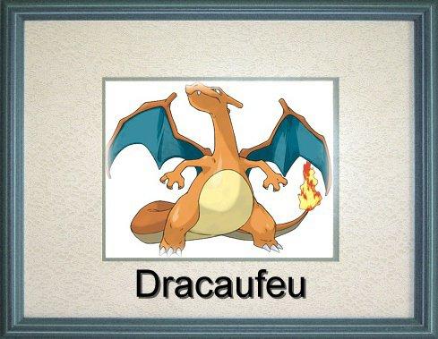 Voici : Dracaufeu (Pokémon)