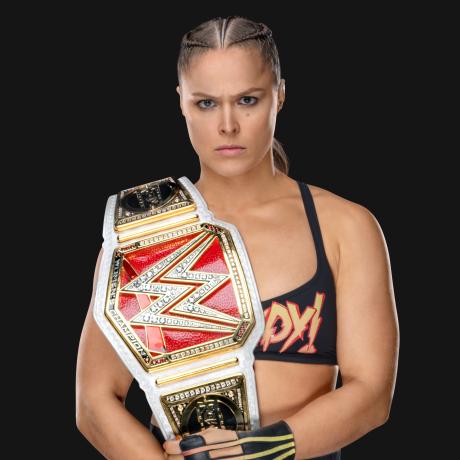 Voici : Ronda Rousey La Divas