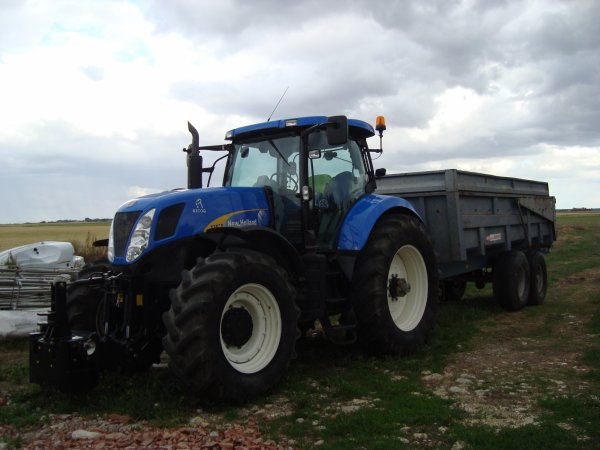 Petite visite chez Lecocq Sevin-Agri dans le 45 2011