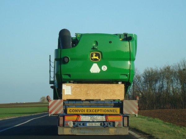 Petive visite chez Cornet à Pithiviers 2012 dans le 45