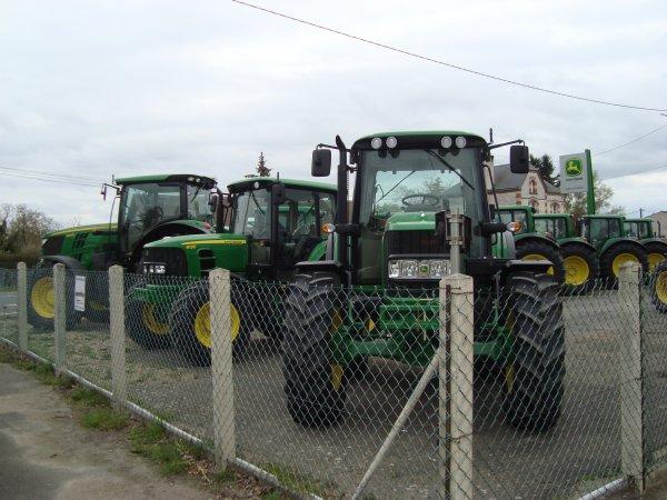 Petive visite chez Chesneau à Epied en Beauce 2012 dans le 45