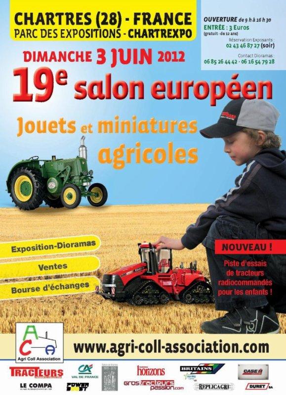 Chartres 2012, le dimanche 03 juin dans le 28