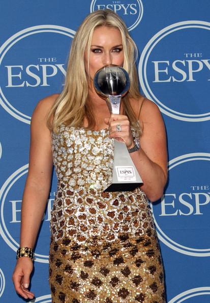 Lindsey doublement nominée aux ESPY Awards 2015!!!