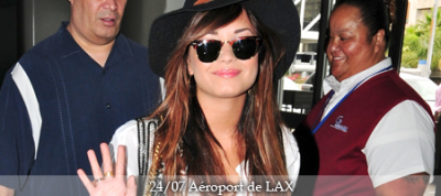 AÉROPORT LAX (25/07/11)