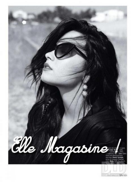 ELLE MAGASINE (07/08/11)