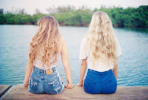 «Une meilleure amie, c'est une soeur que la nature a oublié de vous donner»