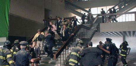 11 septembre 2001 -  dans les tours jumelles