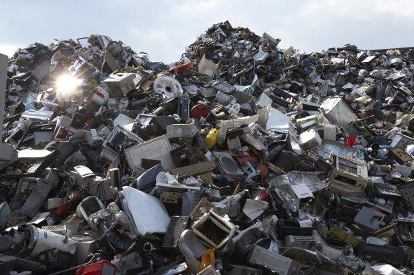 Que faire de nos déchets électriques et électroniques ?