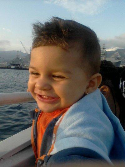 mon neveu que j'aime plus que tout !!! <3